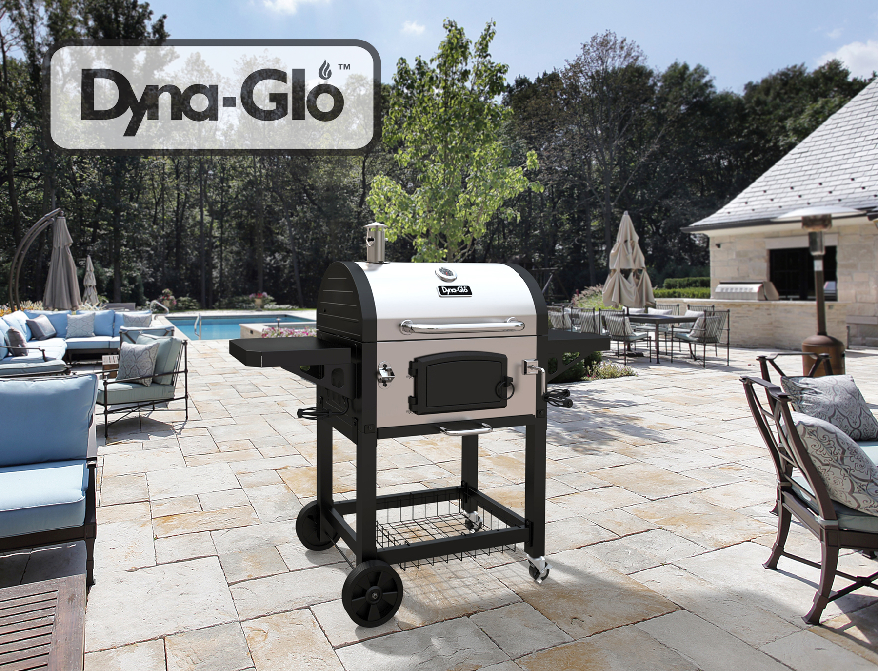 Dyna Glo Charcoal Grill Giveaway 2015