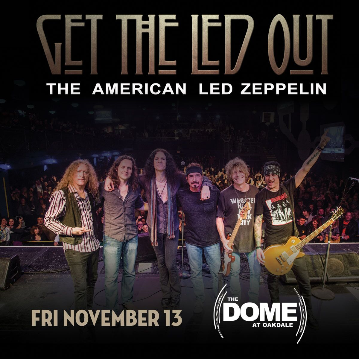 Get The Led Out At The Dome Ticket Giveaway