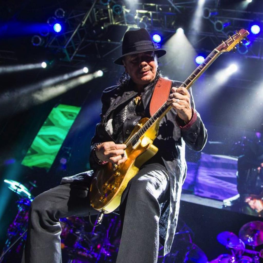 Santana At House Of Blues Las Vegas Giveaway