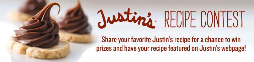 Justin's Recipe Contest!