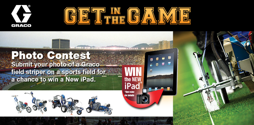 Graco FieldLazer - Get in the Game Photo Contest