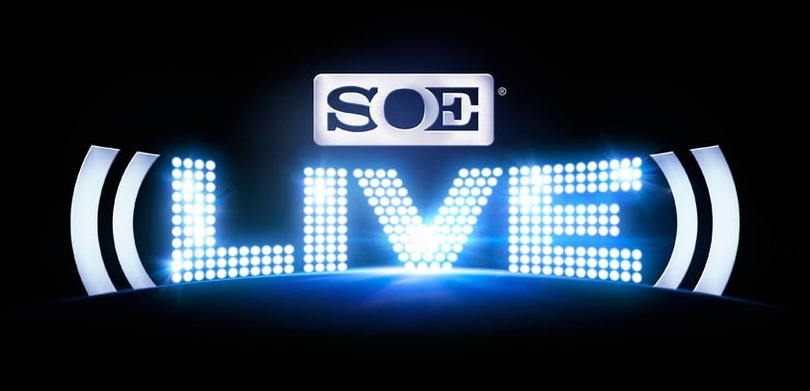 SOE Live Excitement!