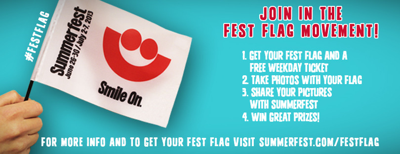 Fest Flag Photo Contest