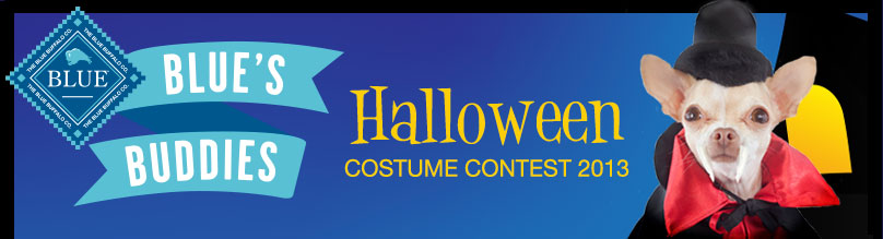 Blue Buffalo Halloween Costume Contest