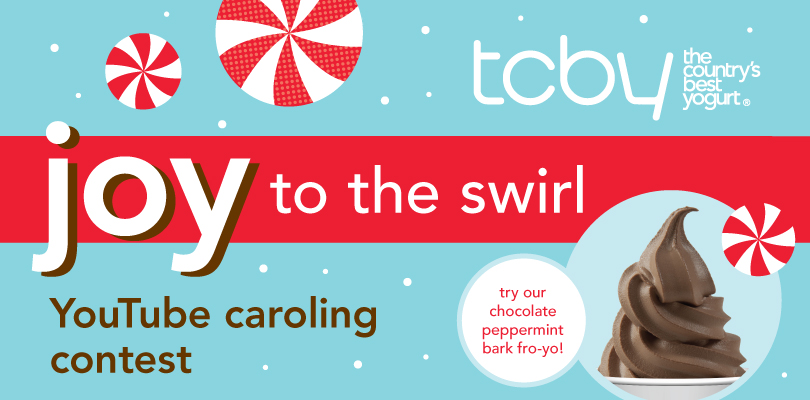 TCBY Joy to the Swirl