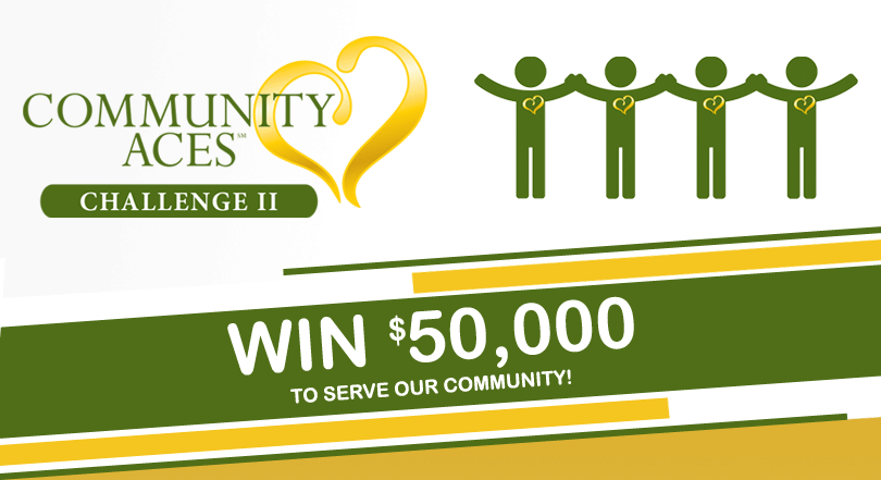 Community Aces Challenge Two