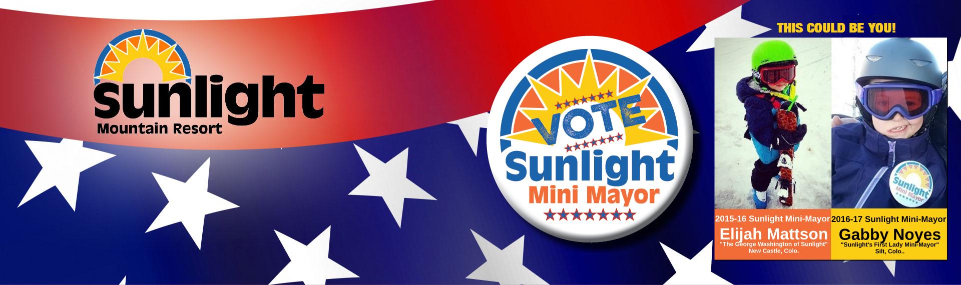 Sunlight Mini Mayor Contest