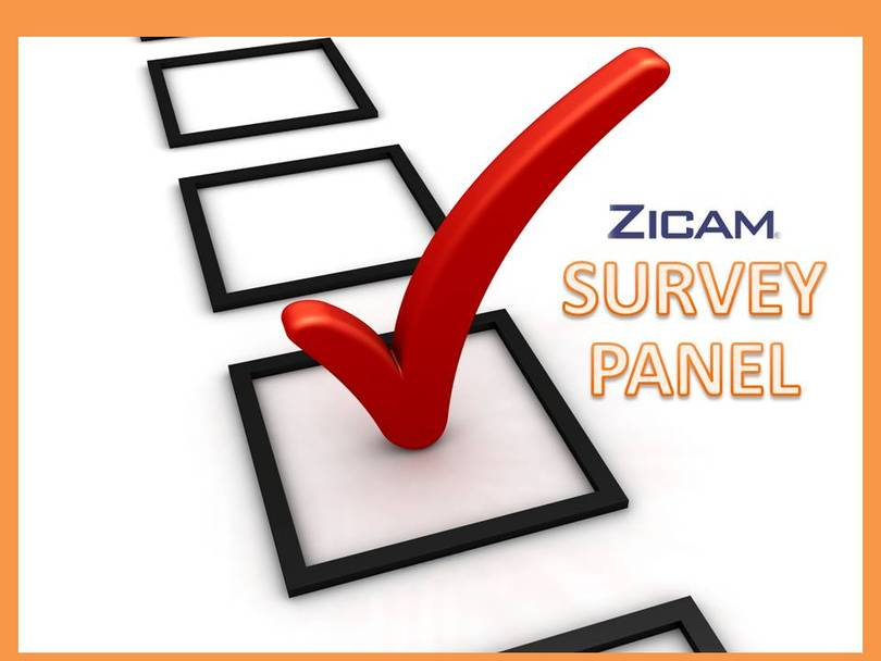 Zicam Survey Panel