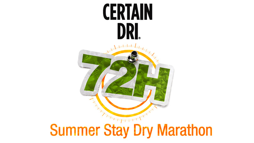 Certain Dri 72-Hour Summer Stay Dry Marathon