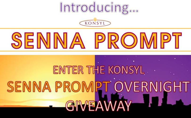Konsyl Senna Prompt Overnight Giveaway