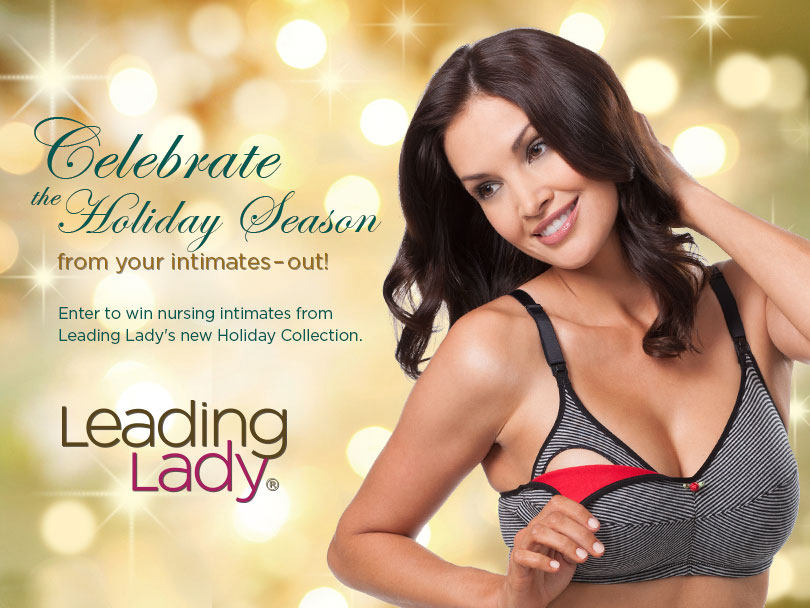 Leading Lady's Holiday Nursing Collection Giveaway