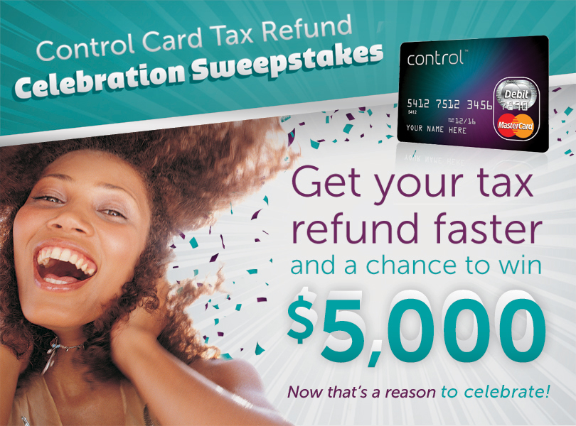 Celebrate your Tax Refund with the Smart Banking Alternative