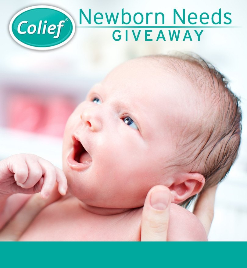 Colief® Newborn Needs Giveaway