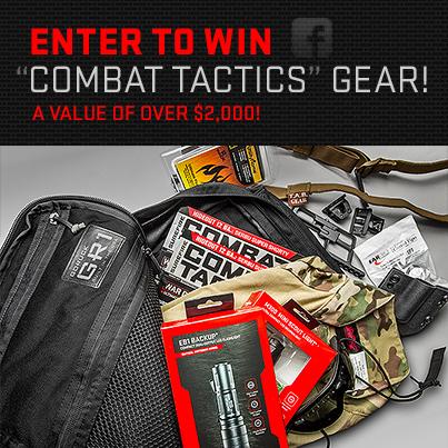 Combat Tactics Spring Gear Giveaway