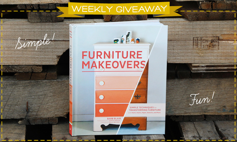 Win a Copy Furniture Makeovers