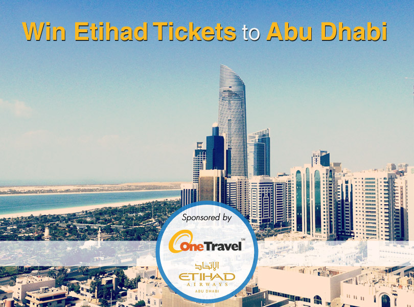 OneTravel Does Abu Dhabi
