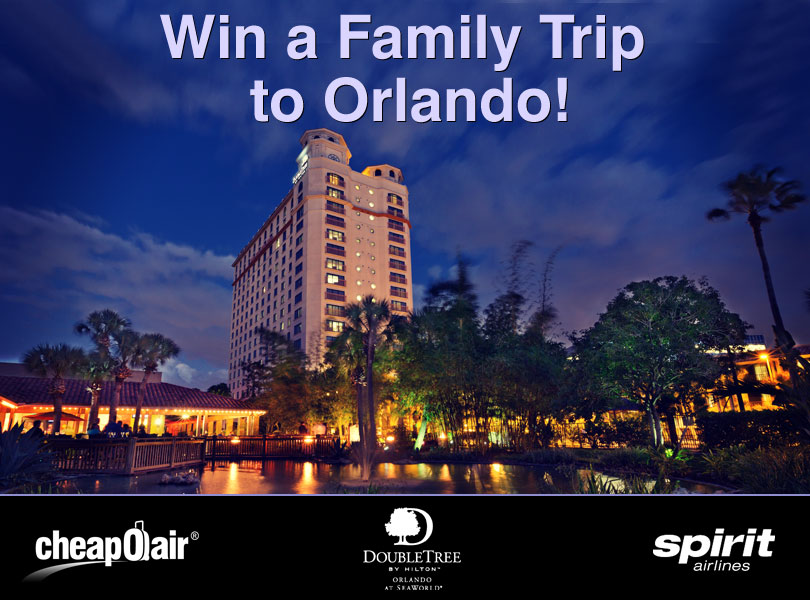 Win a Family Trip to Orlando!