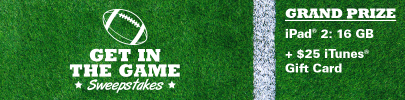 Johnson City Honda Get in the Game Sweepstakes