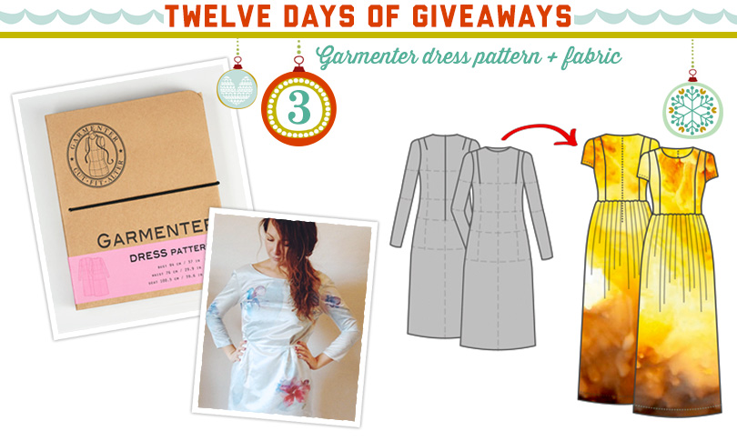 12 Days of Giveaways: Day Three!