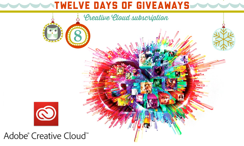 12 Days of Giveaways: Day Eight!