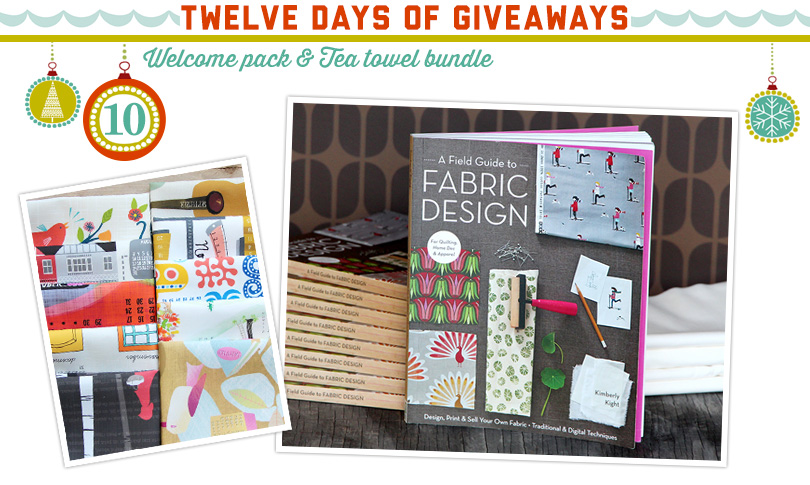 12 Days of Giveaways: Day Ten!