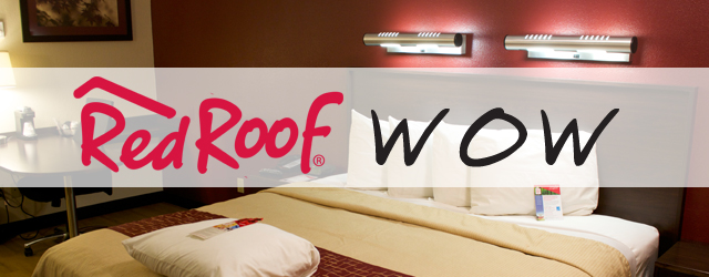 100 Nights of Wow at Red Roof Inn