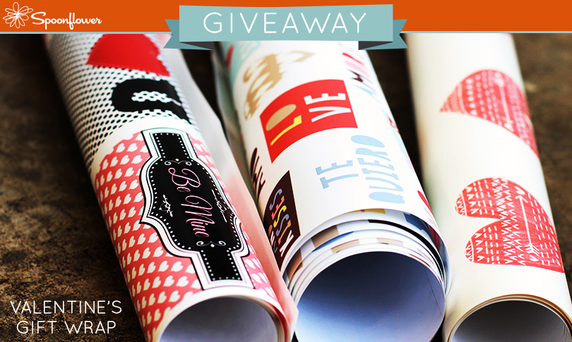 Win Valentine's Day Gift Wrap!