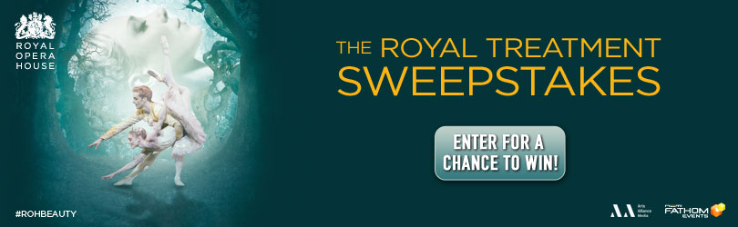 The Royal Treatment Sweepstakes