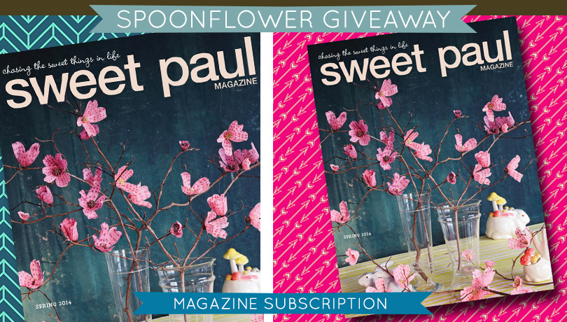 Win a Subscription to Sweet Paul Magazine
