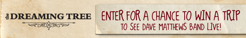 Win A Trip to See Dave Matthews Band Live!
