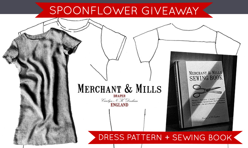 Win a Merchant & Mills book + pattern!