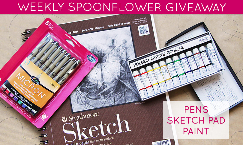 Win Creative Drawing Tools!