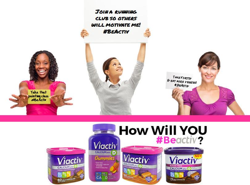 #BeActiv with Viactiv® Sweepstakes