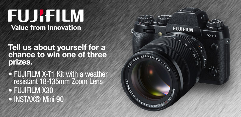 Fujifilm Values Education Sweepstakes