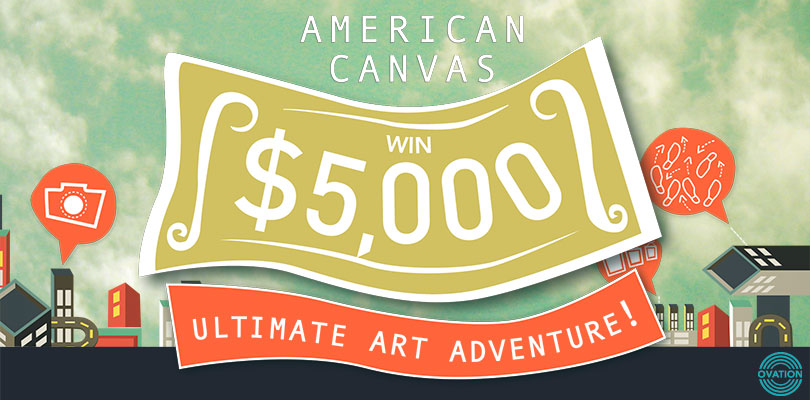 American Canvas Travel Sweepstakes