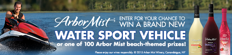 Kick off the Summer with Arbor Mist!