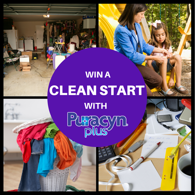 Puracyn® Plus Clean Start Sweepstakes