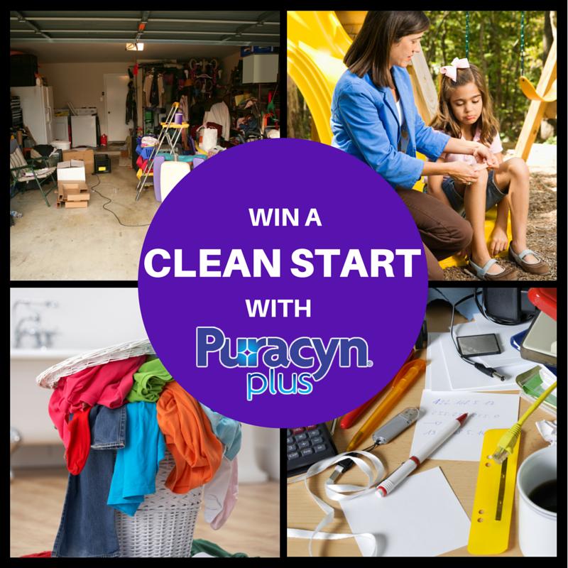 Puracyn® Plus Clean Start Sweepstakes