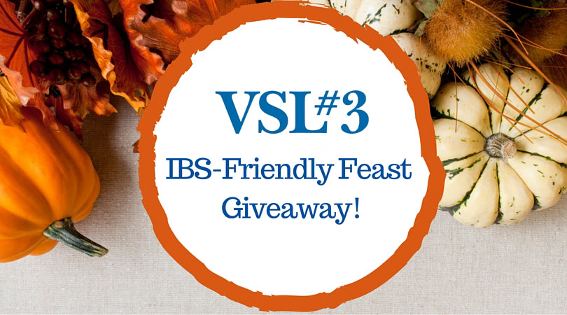 IBS-Friendly Feast Giveaway!